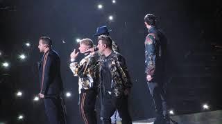 Backstreet Boys   Breathe  Don't Wanna Lose You Now (11 5 2019 Hawaii)