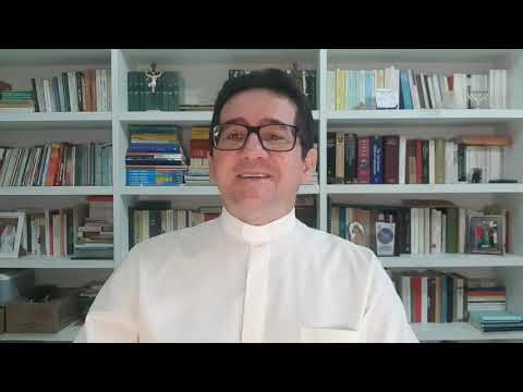 Dom Paulo Jackson - O Evangelho do dia 22/04/20