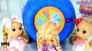 BabyBus - Tiki Mimi và Trò Chơi thử thách với thùng heo peppa