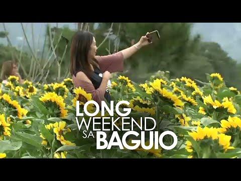 [GMA]  24 Oras: Iba't ibang pasyalan sa Benguet, dinarayo ng mga turista