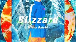 03. Blizzard | Instrumental Version - Daichi Miura / Dragon Ball Super: Broly Main Theme