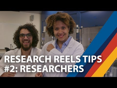 Research Reels Tips - Researchers - 2 of 5