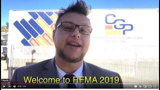 This Year at RFMA 2019 We Kick it Up a Notch!