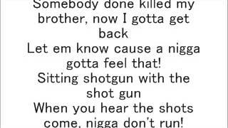 August Alsina - Downtown (Lyrics)