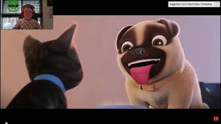 HVW Reacts to funny Dog and Cat Animation!