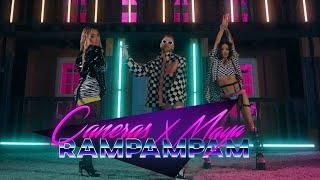 Caneras ❌ Maya Berovic - RAM PAM PAM (Official Video) 🌴