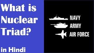What is Nuclear Triad? भारत के लिए यह कितना महत्वपूर्ण है? Current Affairs 2018