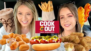 MY FIRST TIME TRYING A HOT DOG Fast Food Review Taste Test | Eat With Me by Eleventh Gorgeous