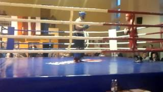 Evanders Servuts vs. Tomas Olberkis +80kg