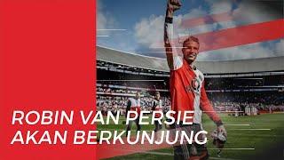 Pemain Legenda Man United akan berkunjung ke Tanah Air untuk Melawan Persija Jakarta
