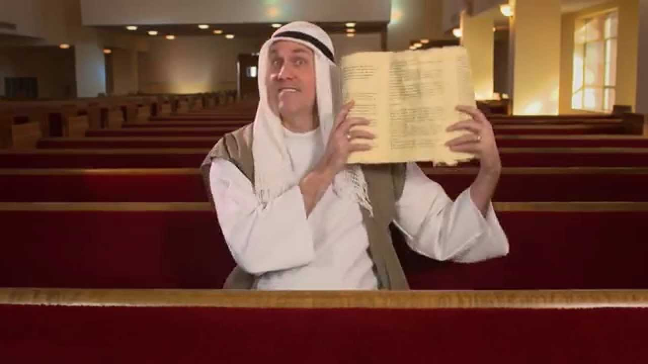 98 | Dead Sea Scrolls -- Chuck Knows Church