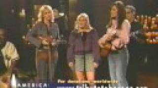 America: A Tribute to Heroes (DixieChicks singing I Believe in Love)