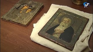 Задержан похититель икон и антиквариата из частных домов