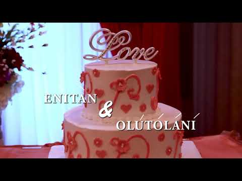 A NGERIAN  TRADITIONAL WEDDING BETWEET  ENITAN + OLUTOLANI