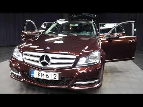 Mercedes-Benz C 180 CDI BE T A Premium Business, Farmari, Automaatti, Diesel, IKM-612