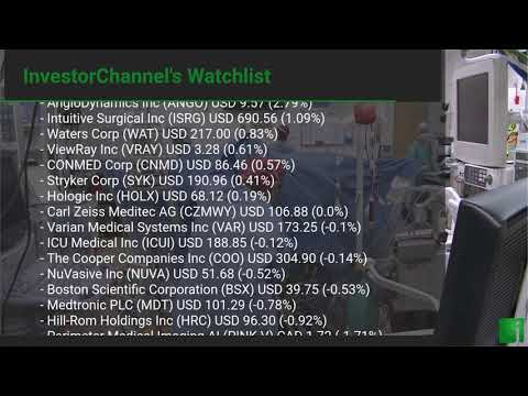InvestorChannel's Cancer Technologies Watchlist Update for ... Thumbnail