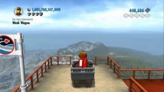 LEGO City Undercover (Wii U) - Wash Wagon Thrills and Spills