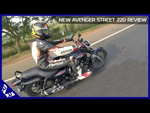 Bajaj Avenger 220 Street Review | 150 Street | First Ride India | RWR
