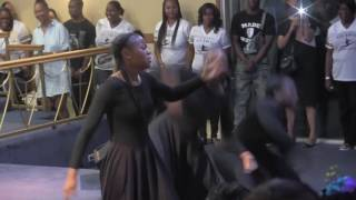 Jekalyn Carr Bigger praise dance