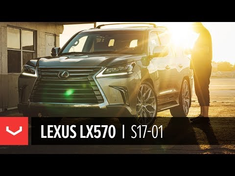 """Lexus LX 570 
