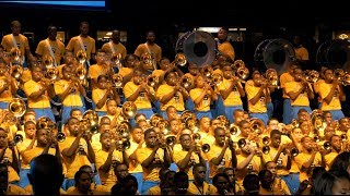 Leave Me Alone - Flipp Deniro - Southern University Marching Band 2018 [4K ULTRA HD]