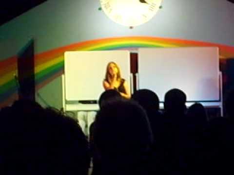 Lisa Dirven zingt The One That Got Away