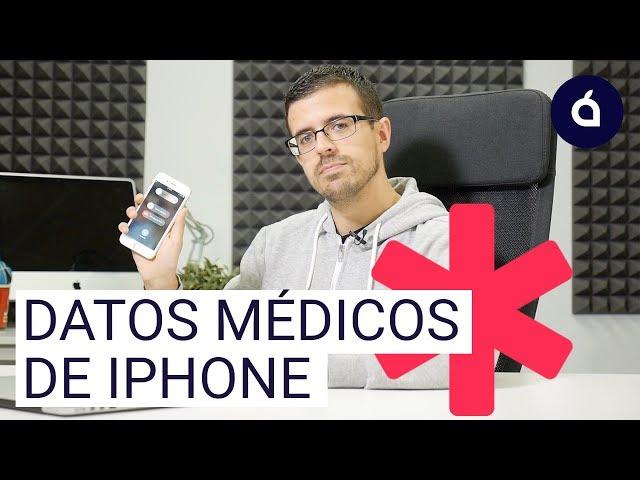 Cómo usar y para qué sirven los DATOS MÉDICOS del iPhone | Los Tutoriales de Applesfera