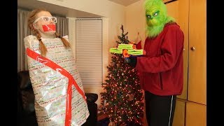 Nerf vs The Grinch