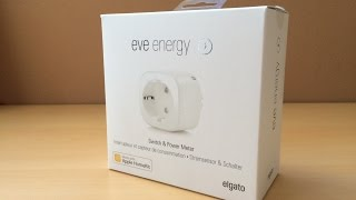 Elgato Eve Energy Unboxing + Setup + Review!