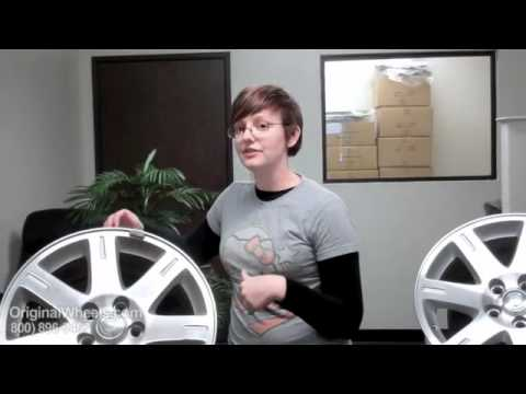 Cirrus Rims & Cirrus Wheels - Video of Chrysler Factory, Original, OEM, stock new & used rim Co.
