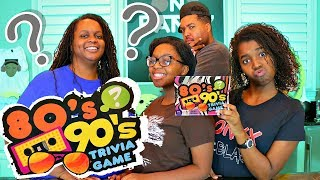 EPIC 80s & 90s TRIVIA WITH GEN X - Onyx Family