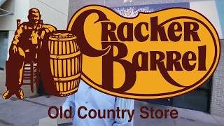 How to design a pop up shop right. Cracker Barrel Old Country Store vs. The Museum of Fine Arts, Hou