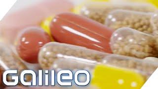 Vitamin-Präparate: Hilfreich oder pure Geldmacherei? | Galileo | ProSieben