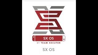 Nova Atualização do SX OS 2 7 1 para Nintendo Switch 8 0 1