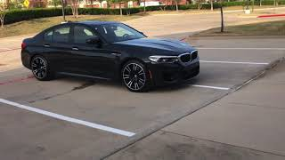 Pre-Owned 2018 BMW M5 M-DriversPkg DrivingAssistPlus ExecutivePkg MerinoLeather