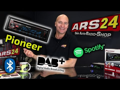 Pioneer DEH-X7800DAB | Autoradio mit Digitalradio DAB+ | REVIEW | ARS24