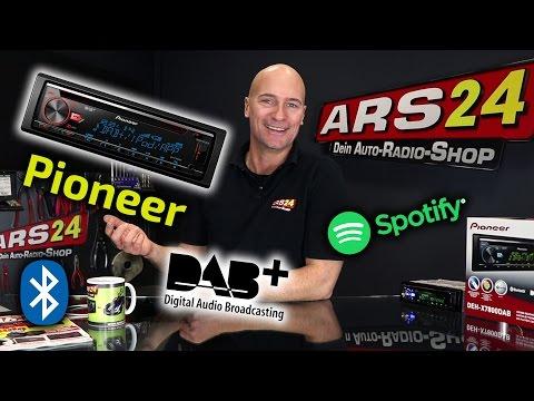 Pioneer DEH-X7800DAB   Autoradio mit Digitalradio DAB+   REVIEW   ARS24