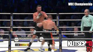 Vitali Klitschko vs. Tomasz Adamek (Highlights)