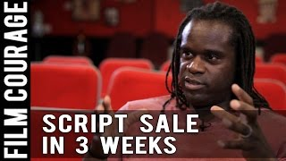How I Wrote My First Script In 3 Weeks And Sold It To A Hollywood Studio by Markus Redmond
