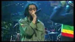 Damian Marley- Me Name Jr.Gong/Crazy Baldheads (LIVE)