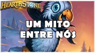 HEARTHSTONE - UM MITO ENTRE NÓS! (STANDARD DK MIDRANGE HUNTER)