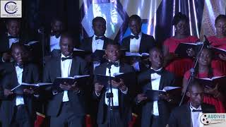 THE LORD GAVE THE WORD BY G  F HANDEL