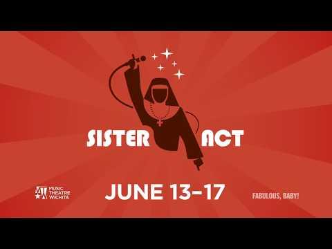 "Shonica as ""Deloris Van Cartier"" in Sister Act the Musical"
