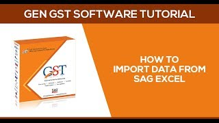 How to Import Data From SAG Excel