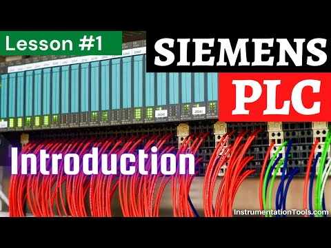Introduction to PLC | Siemens PLC Training Course - YouTube