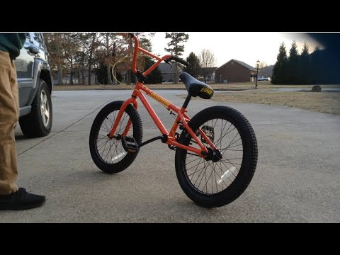 2017 Eastern Lowdown BMX Bike build+review