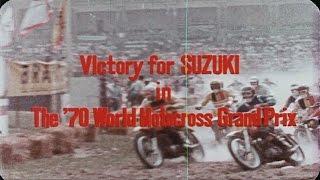 Bild Suzuki Motocross Grand Prix 1970