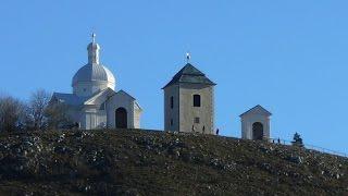 preview picture of video 'Přírodní rezervace Svatý kopeček v Mikulově'