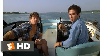 Weekend at Bernie's (9/10) Movie CLIP - Man Overboard (1989) HD
