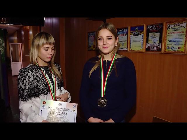 Ангарские спортсмены взошли на пьедестал почёта в Италии
